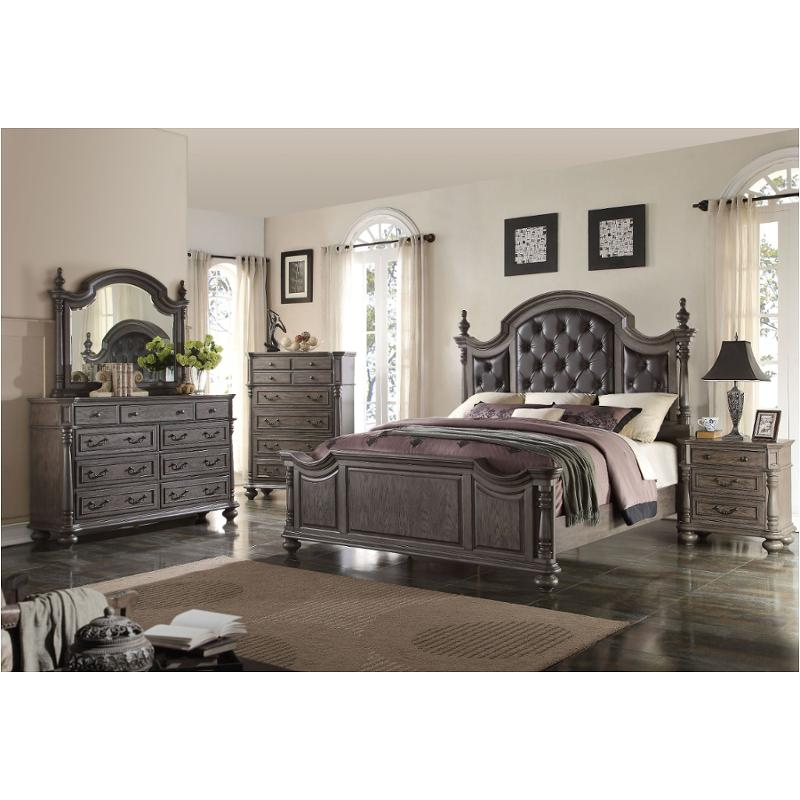 B584-110 New Classic Furniture Monticello King/california King Bed