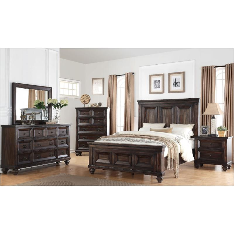 B2264 110 New Classic Furniture Sevilla Bedroom Bed