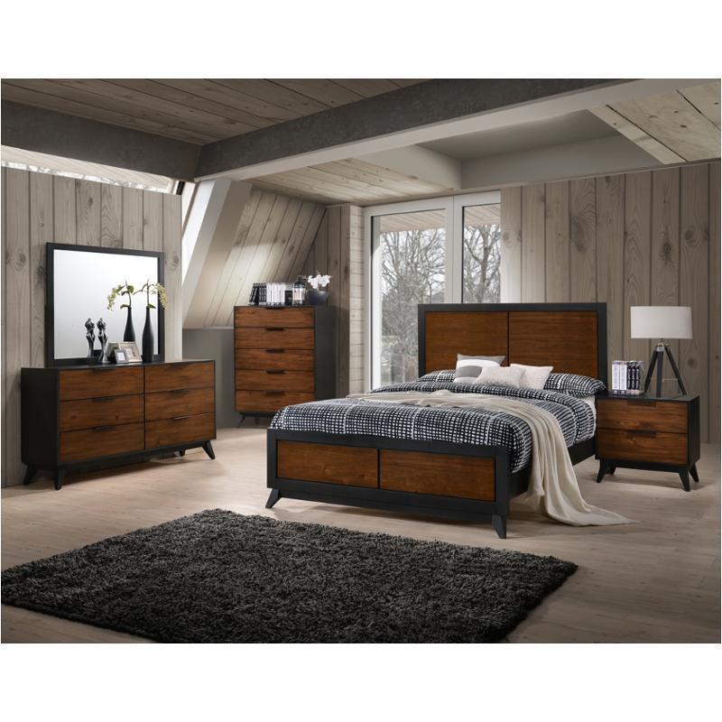 B1626 314 New Classic Furniture Studio 26 Bedroom Bed