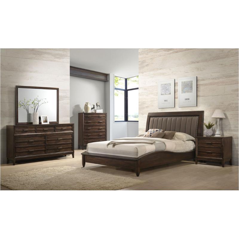 B856 310 New Classic Furniture Windsong Bedroom Queen Bed