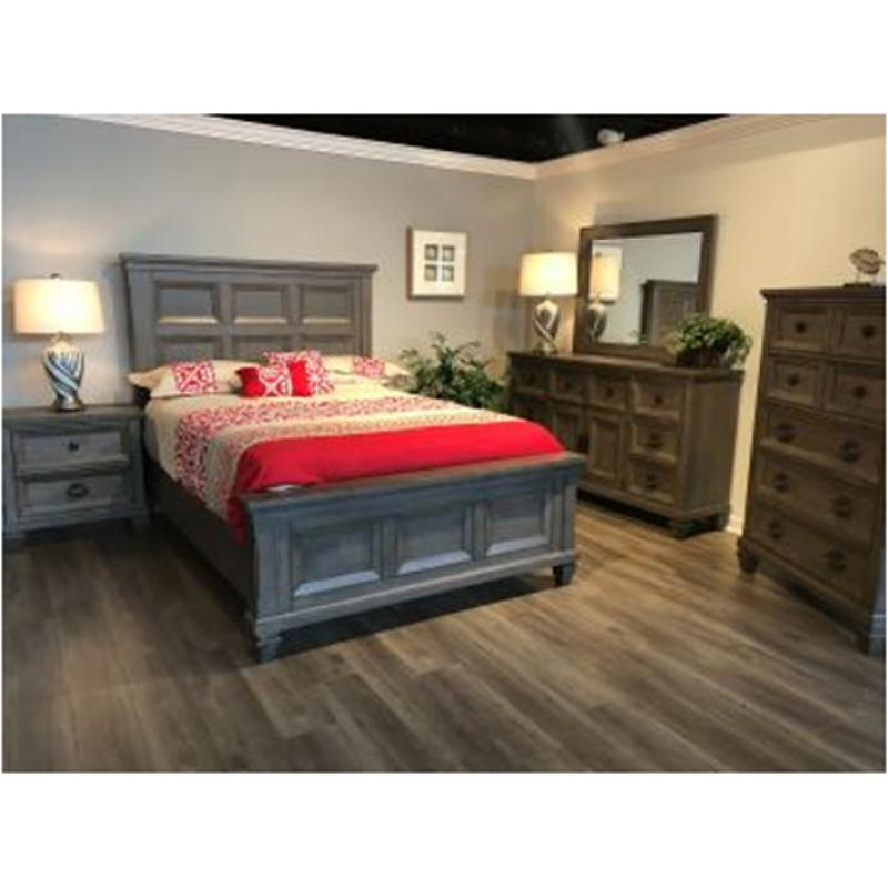B2655 310 New Classic Furniture Gibraltar Bedroom Queen Bed