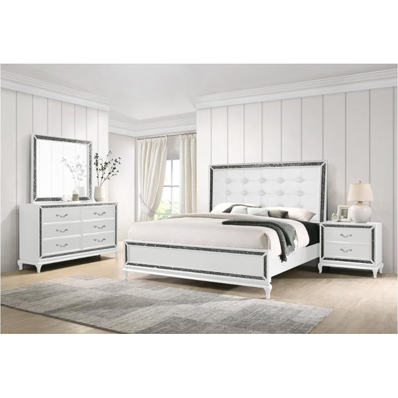 B0931w-050 New Classic Furniture Park Imperial - White Dresser