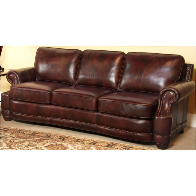 9101 031901 Leather Italia Dolcezza Chadwick Sofa
