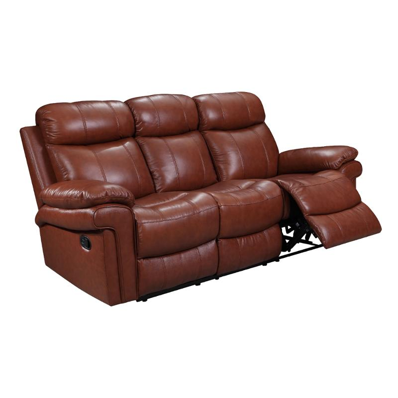 E2117-033514lv Leather Italia Shae Joplin Power Recliner Sofa