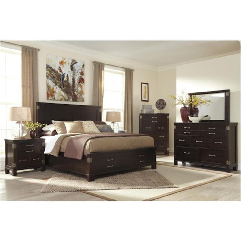 Dark Brown Bedroom Set Ashley Furniture