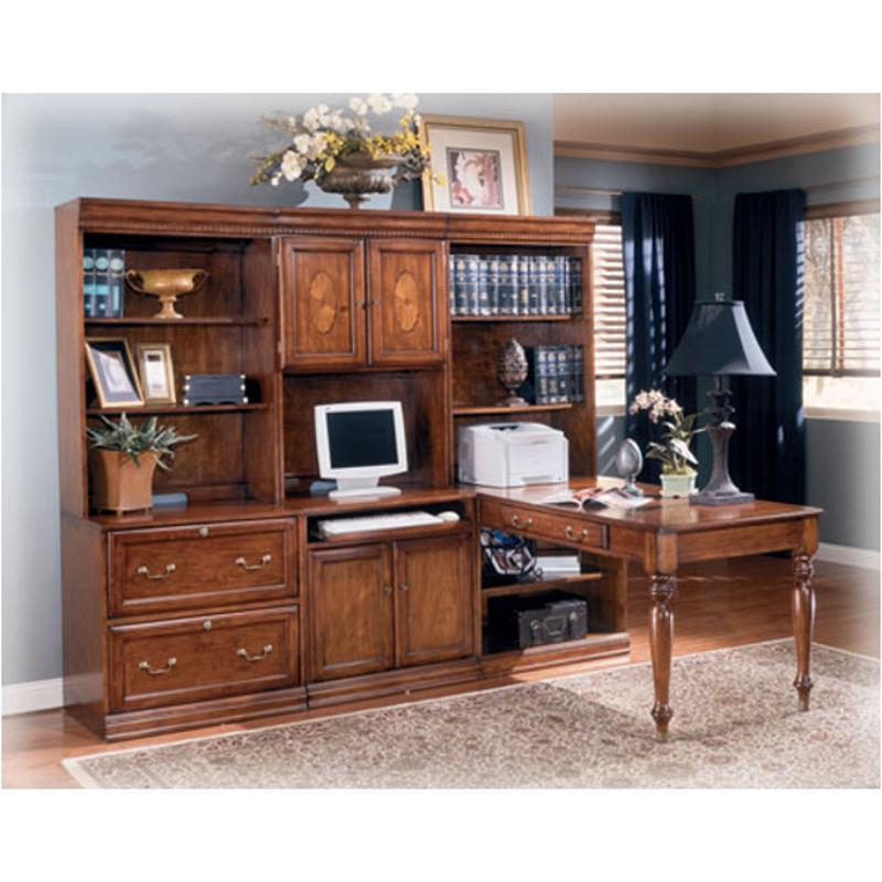 H217 24r Ashley Furniture Home Office Desk Return