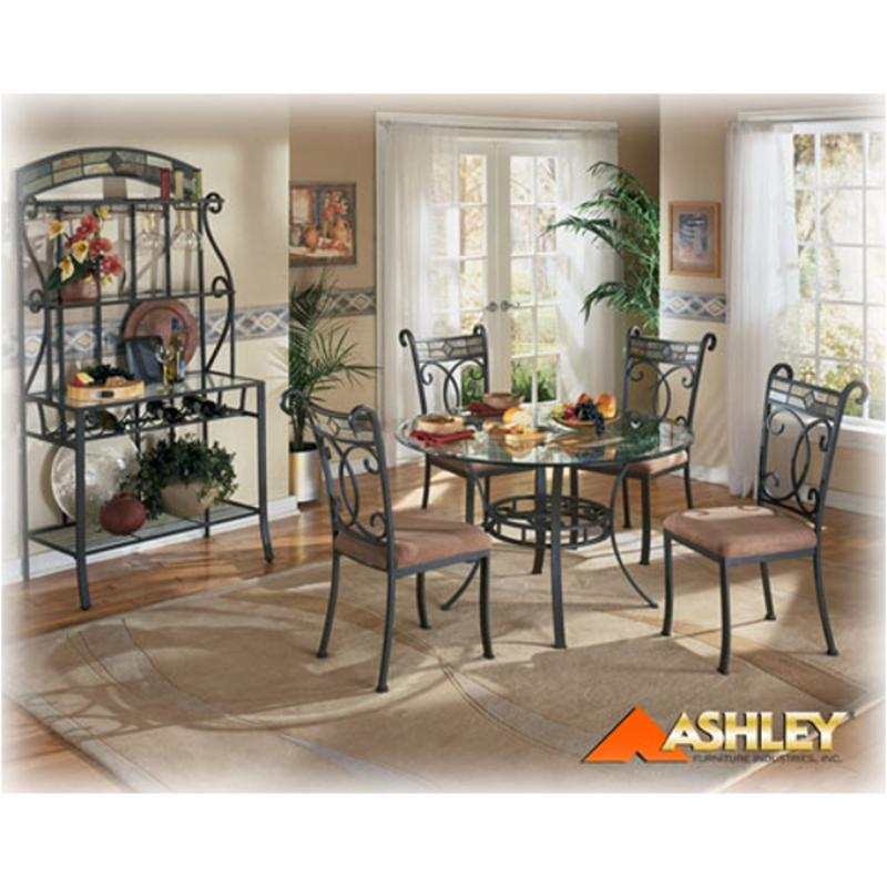 D253 15 Ashley Furniture Danbury Dining Room Dinette Table