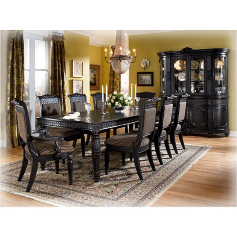 D651 02a Ashley Furniture Britannia Rose Arm Chair Rta
