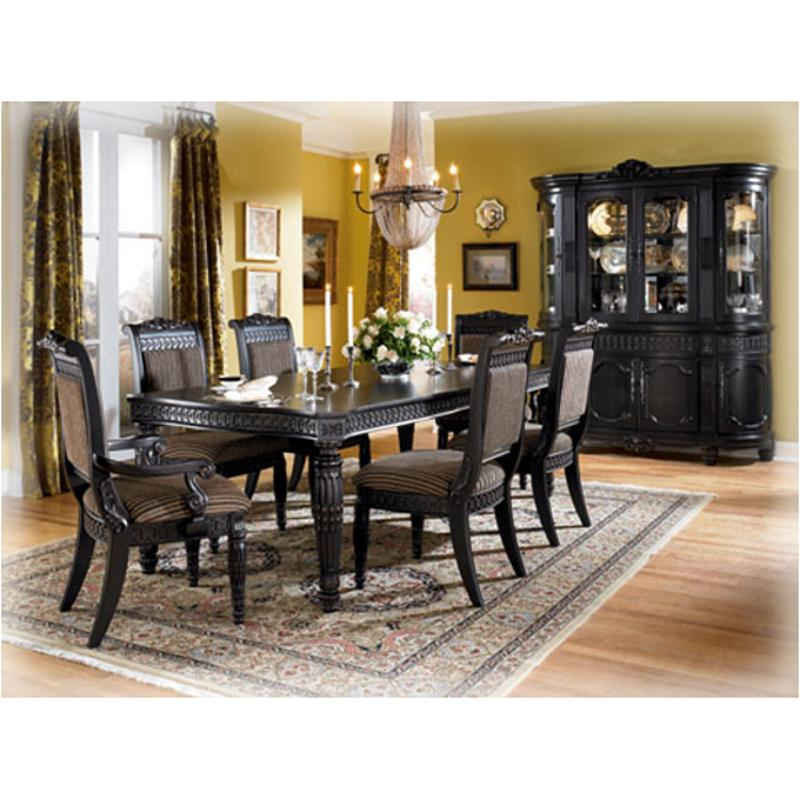 D651 35 Ashley Furniture Rectangular Extension Table
