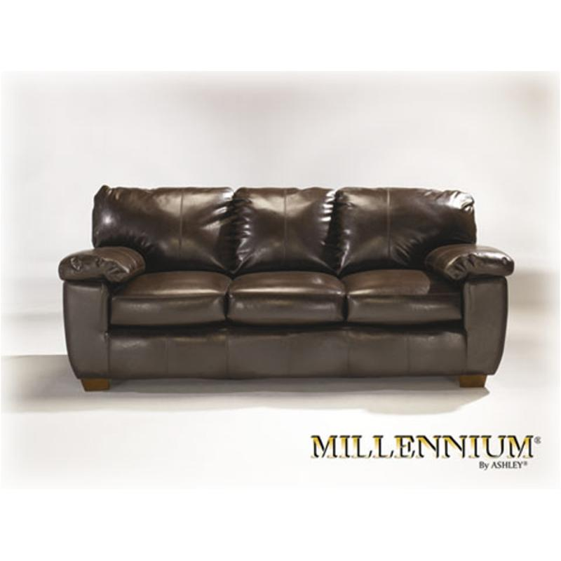 4920338 Ashley Furniture Boulevard   Brown Living Room Sofa