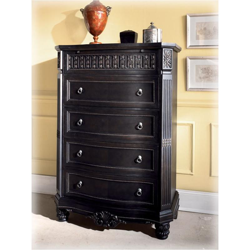 B651 46 Ashley Furniture Britannia Rose Bedroom Chest