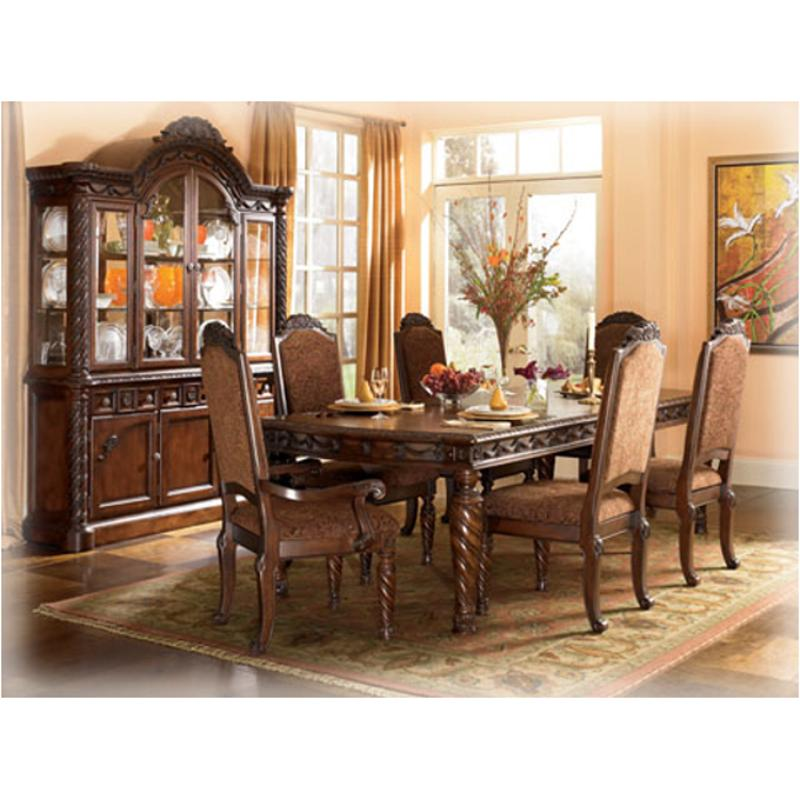 Ashelyfurniture: D553-35 Ashley Furniture Rectangular Dining Room Ext Table