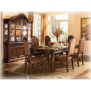 Ashley Furniture Rectangular Dining Room Ext Table