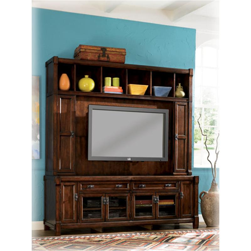 Roslyn Bedroom Furniture Set: W566-42t Ashley Furniture Roslyn Heights Tv Surround