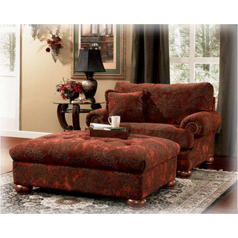 3260123 Ashley Furniture Burlington Sienna Chair And 1 2