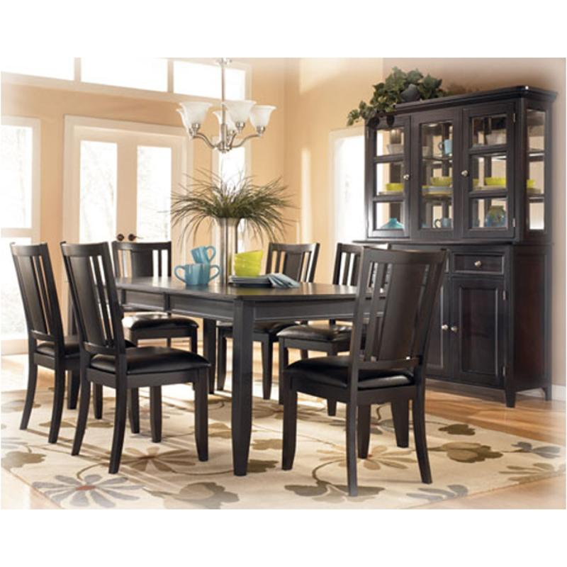 Ashley Furniture Financing Specials: D371-35 Ashley Furniture Carlyle Rectangular Extension Table