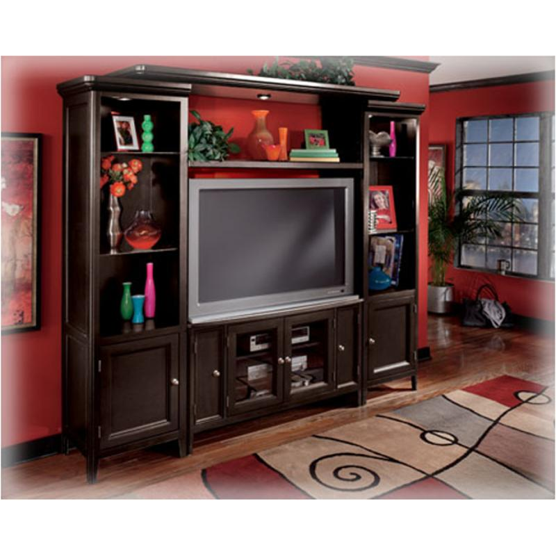 W371 25 Ashley Furniture Carlyle Shelf And Adjustable Bridge