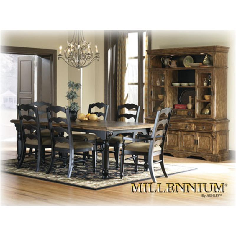 D534 03 Ashley Furniture Ladderback Side Chair Rta 2 Ctn