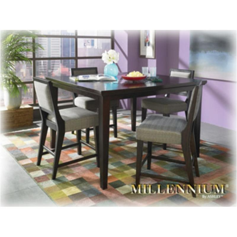 D551 32 Ashley Furniture Martini Suite Dining Room Dinette Table