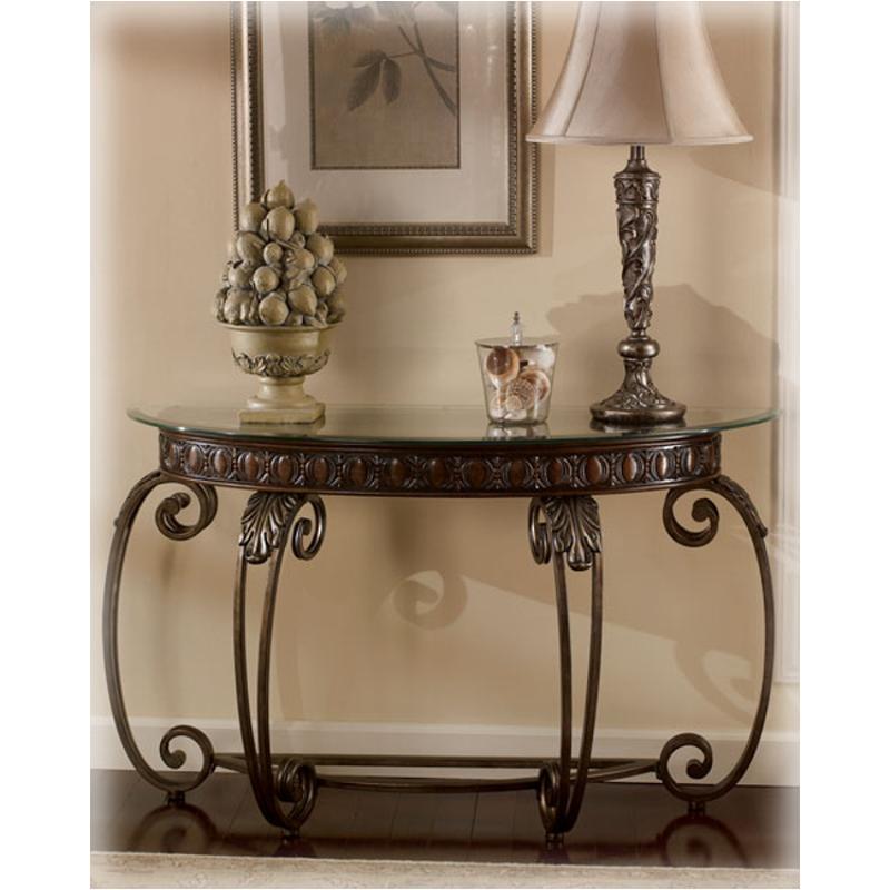 Ashley Furniture Brands: T399-4 Ashley Furniture Tullio Living Room Sofa Table