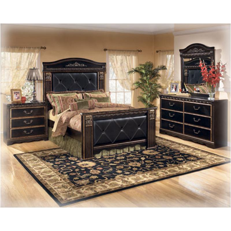 B175 57 Ashley Furniture Coal Creek Bedroom Bed
