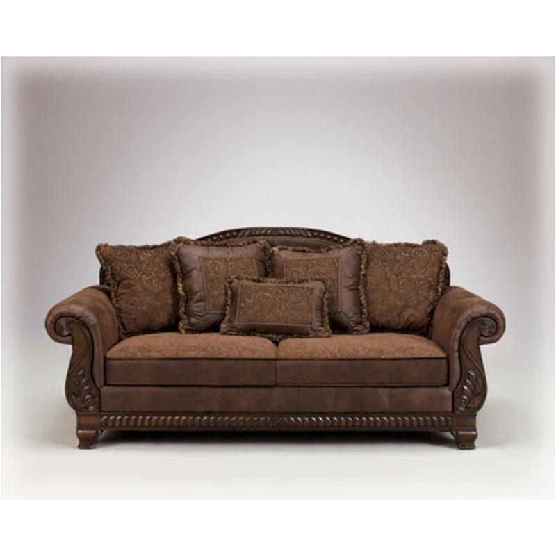 Ashley Furniture Bradington - Truffle Living Room Sofa