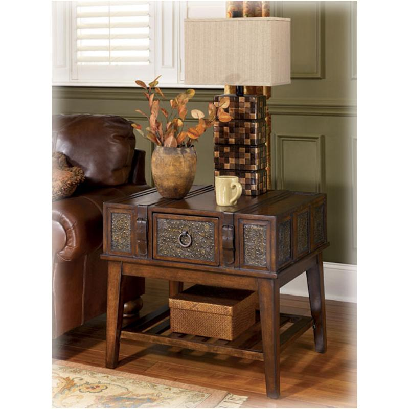 T517 0 Ashley Furniture Nestor: T753-3 Ashley Furniture Rectangular End Table