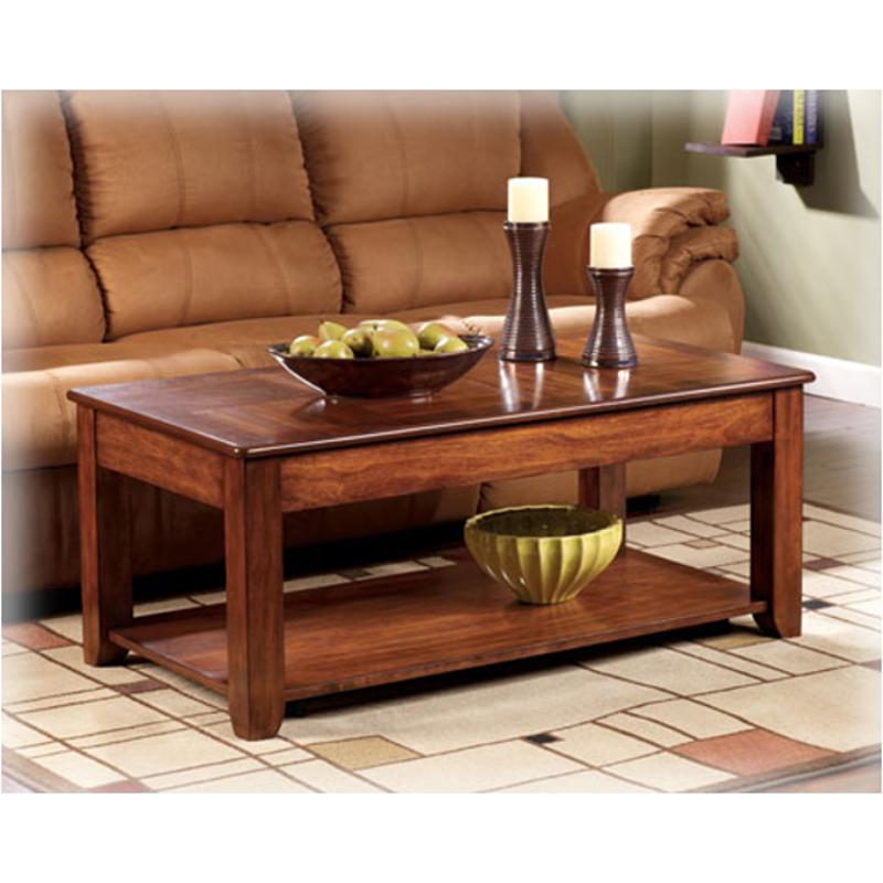 T224 9 Ashley Furniture Lucca Living Room Tail Table