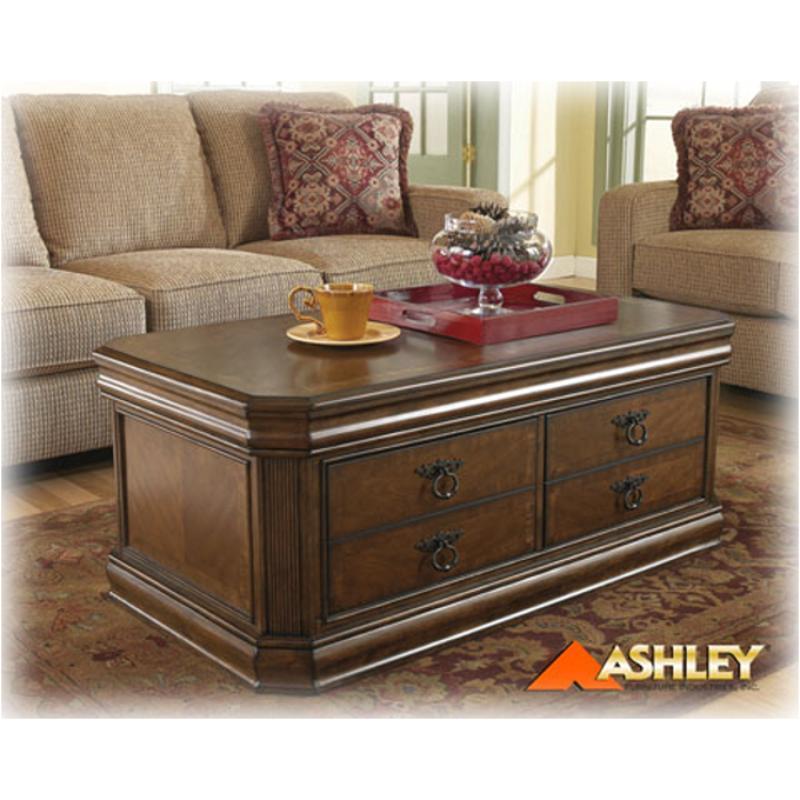 T497 20 Ashley Furniture Hamlyn Living Room Tail Table