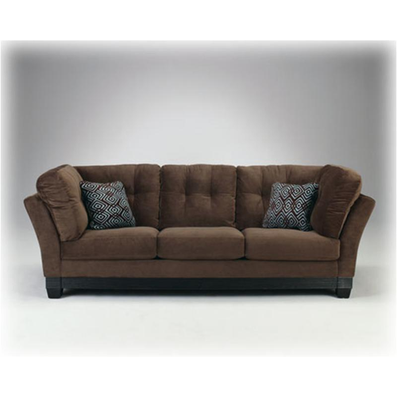 1617338 Ashley Furniture Peyton   Espresso Living Room Sofa