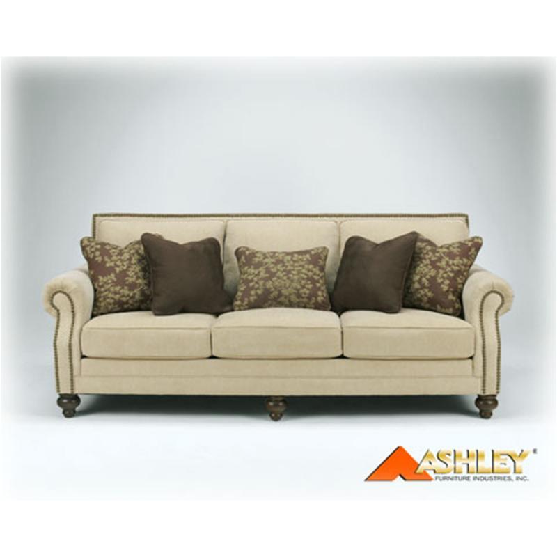 6690138 Ashley Furniture Anniston Wheat Sofa Anniston Wheat