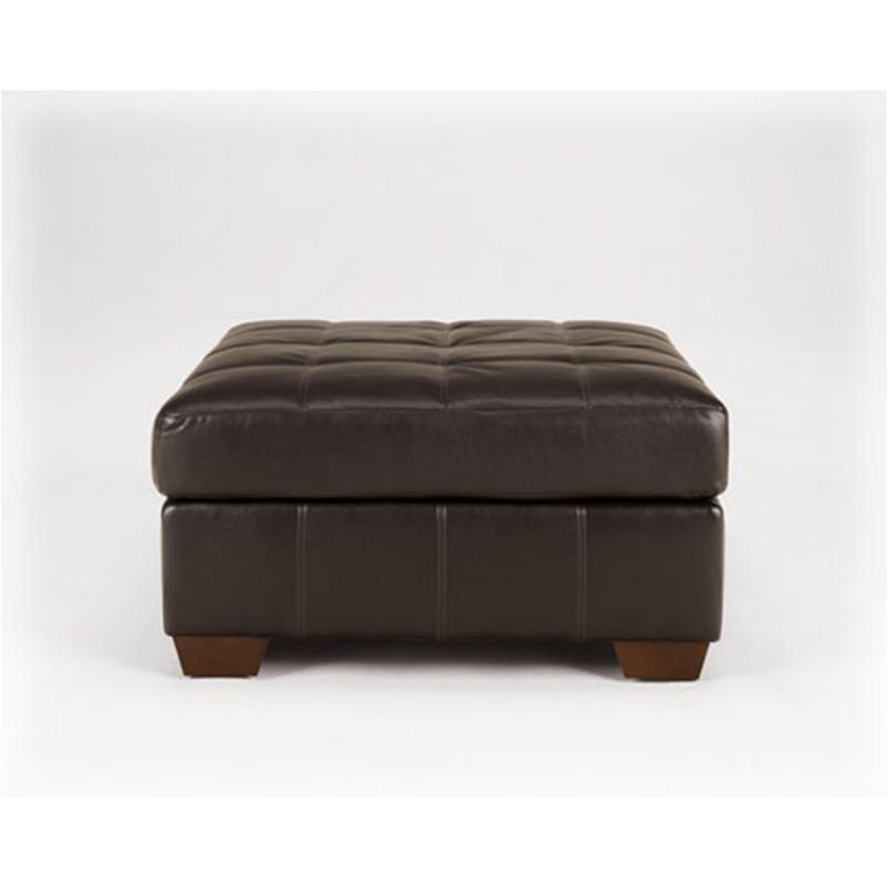 5770008 Ashley Furniture San Marco   Chocolate Living Room Ottoman