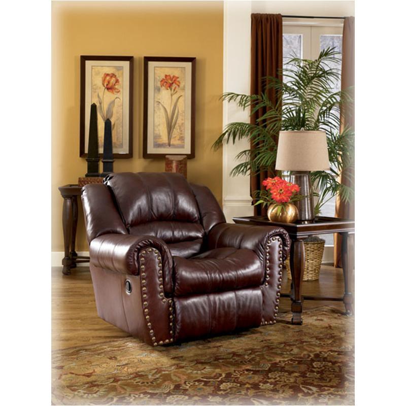 9970025 Ashley Furniture Colton Burgundy Rocker Recliner