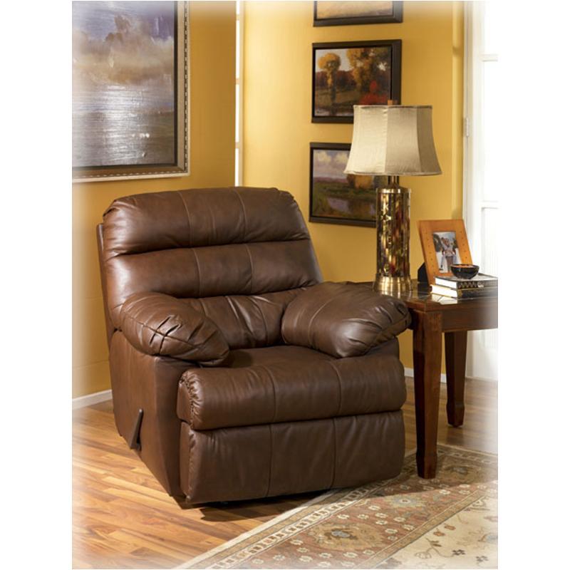 2610325 Ashley Furniture Reno Brown Living Room Rocker Recliner