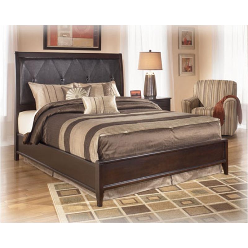 B461 97 Ashley Furniture Naomi Bedroom Bed