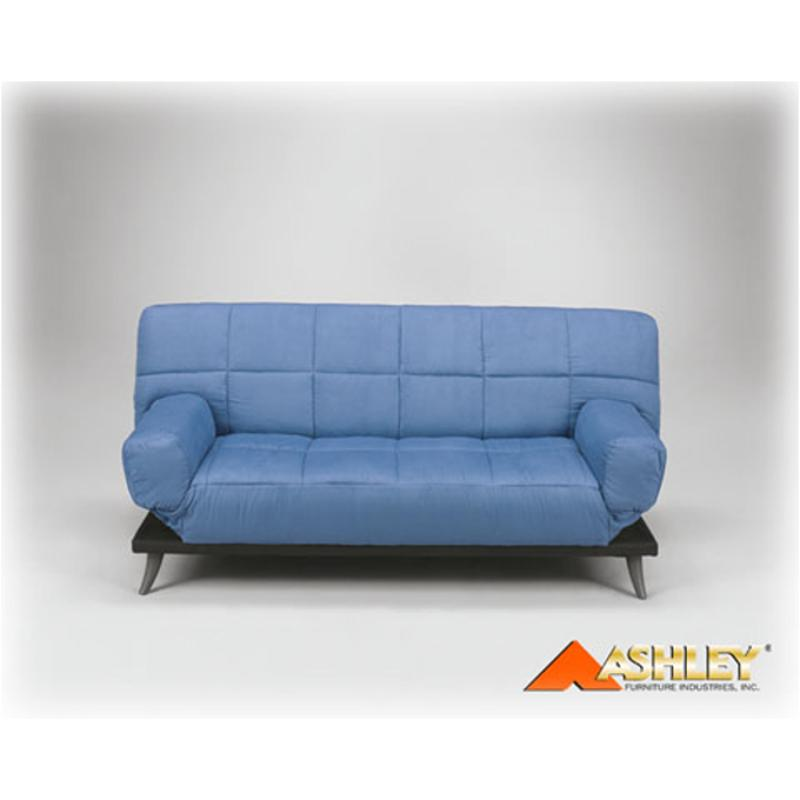 1031565 Ashley Furniture Rewind Indigo Flip Flop Sofa