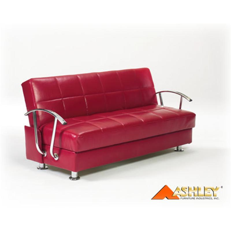 1820964 Ashley Furniture Miranda Ruby Flip Flop Storage