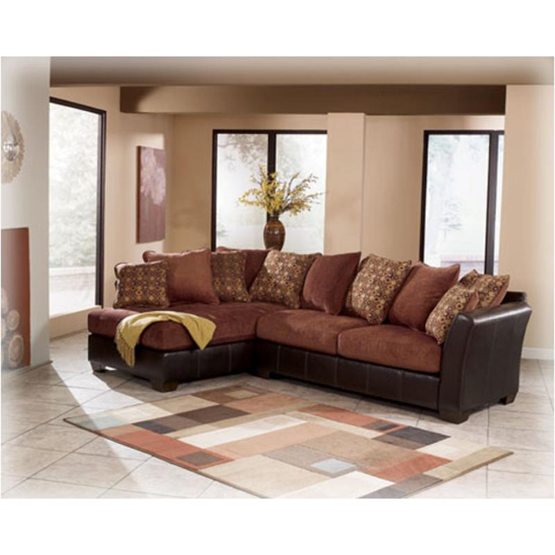Incredible 3140066 Ashley Furniture Larson Cinnamon Laf Sofa Sectional Alphanode Cool Chair Designs And Ideas Alphanodeonline