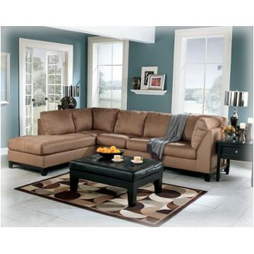 3535367 ashley furniture durapella cocoa raf sofa sectional for Ashley durapella chaise