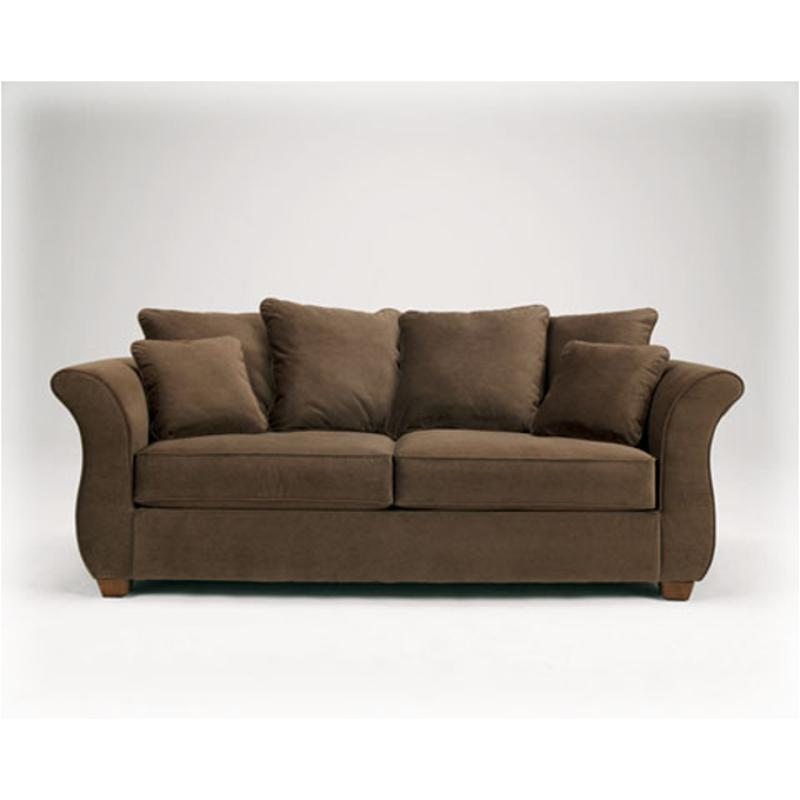 Wonderful 5170038 Ashley Furniture Chandler   Walnut Living Room Sofa