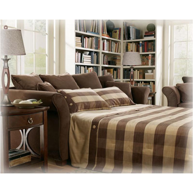 Ordinaire 5170039 Ashley Furniture Chandler   Walnut Living Room Sleeper