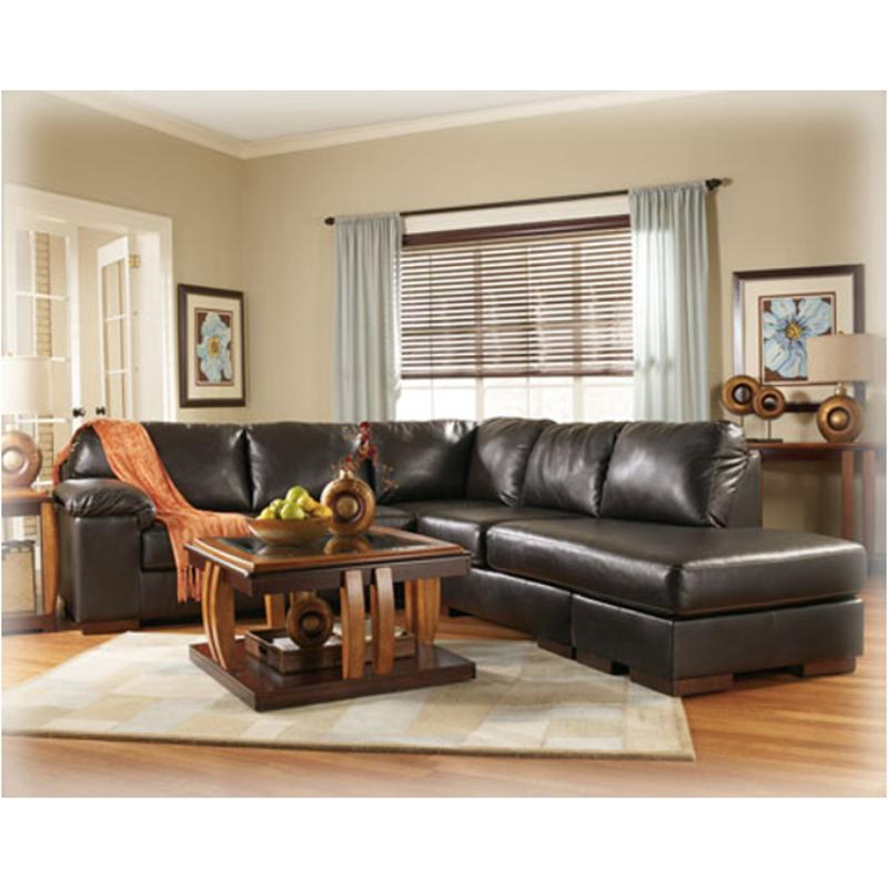 6080066 ashley furniture san marco chocolate laf sofa
