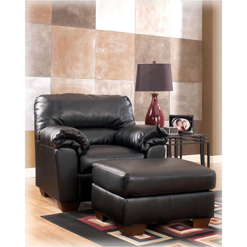 6450020 Ashley Furniture Commando   Black Chair