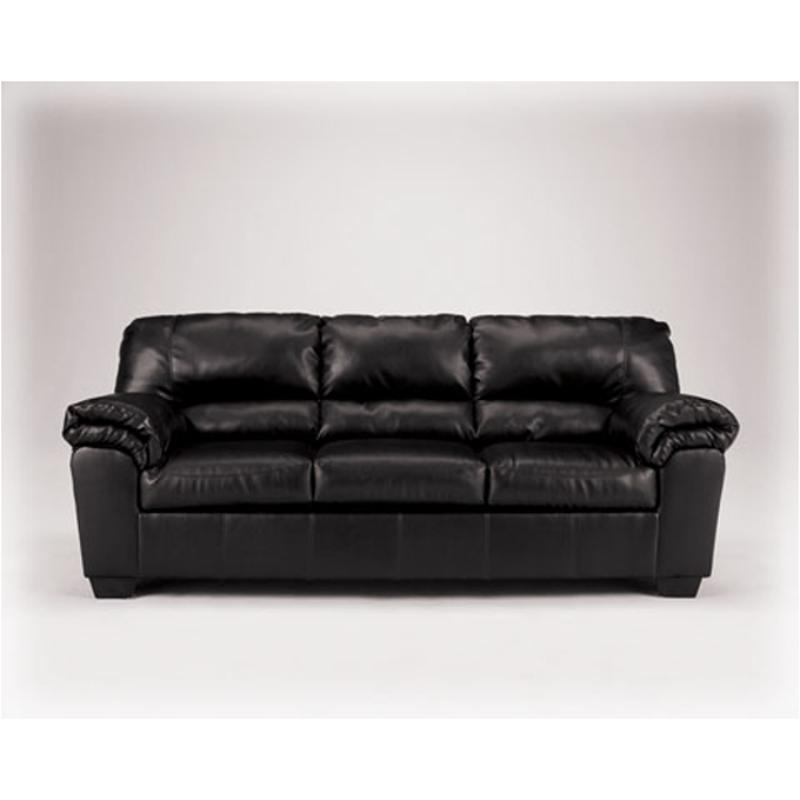 Bon 6450038 Ashley Furniture Commando   Black Sofa
