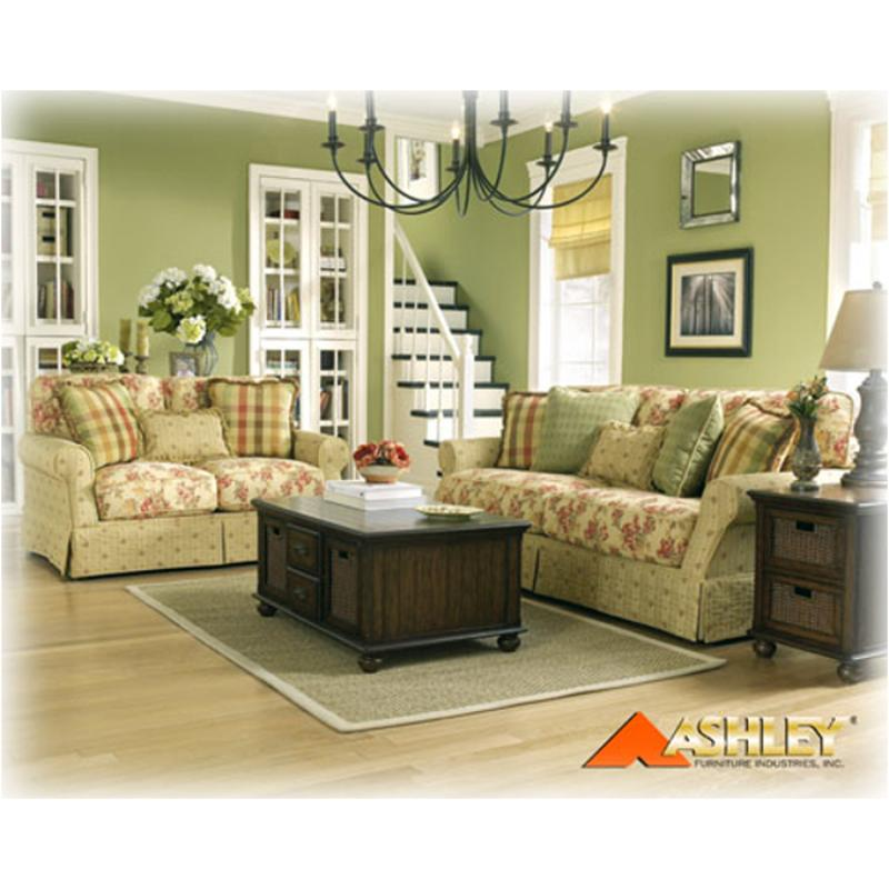 6800135 Ashley Furniture Ella Spice Loveseat Ella Spice