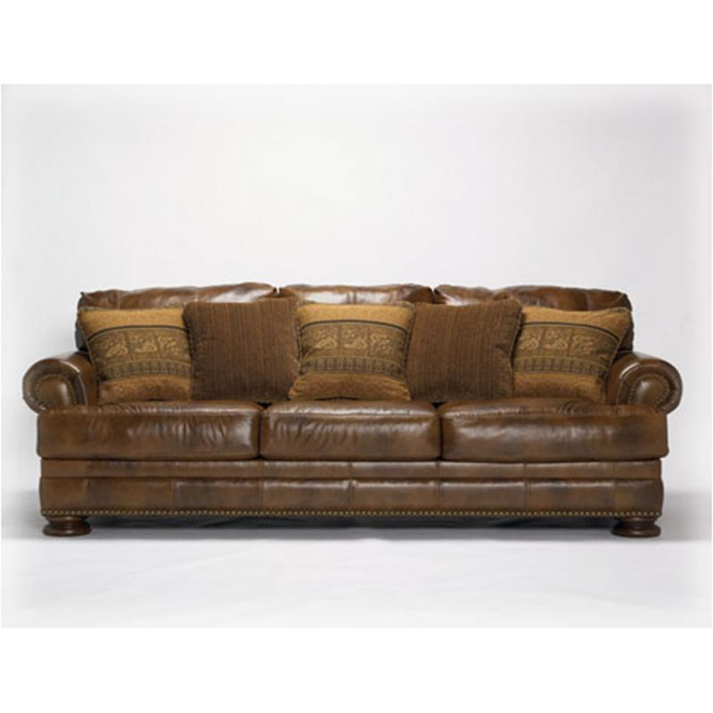 Teak Living Room Furniture: 9150038 Ashley Furniture Ralston