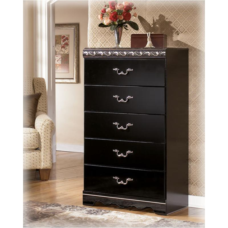 Super B104 46 Ashley Furniture Constellations Black Five Drawer Chest Beatyapartments Chair Design Images Beatyapartmentscom