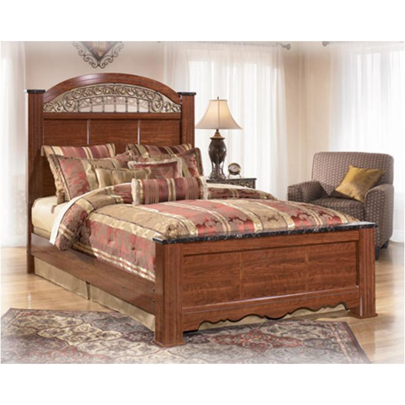 Ashley Furniture Closeout: B105-64 Ashley Furniture Queen Poster Footboard