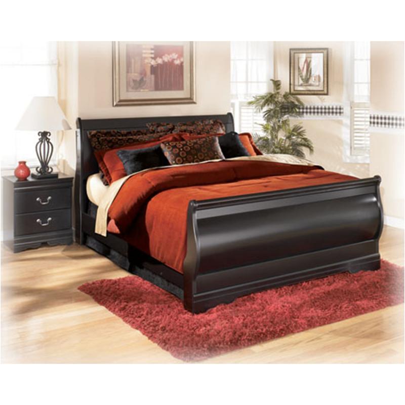 B128-98 Ashley Furniture Huey Vineyard Bedroom Queen