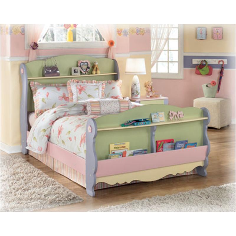 b14087 ashley furniture doll house full sleigh bed